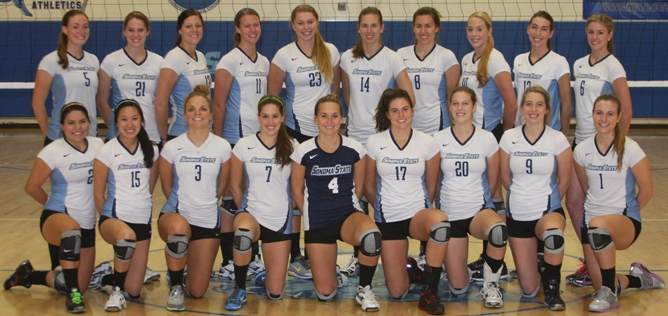 Sonoma State University Athletics 2011 Sonoma State Women S Volleyball Roster
