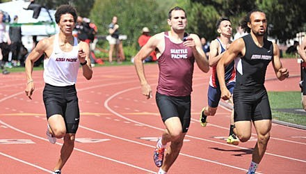 2017 Men's Track and Field Roster