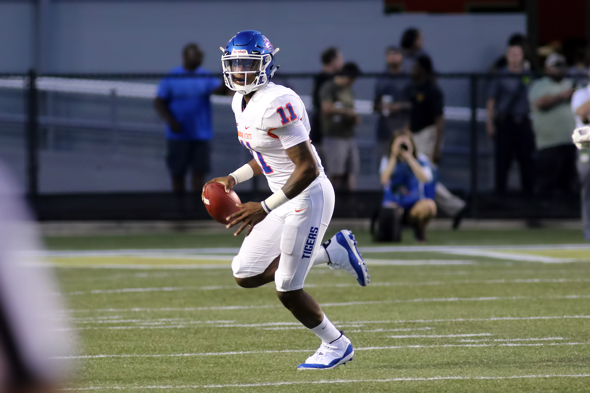 Tigers Fall To Famu In Meac Opener Savannah State University Athletics