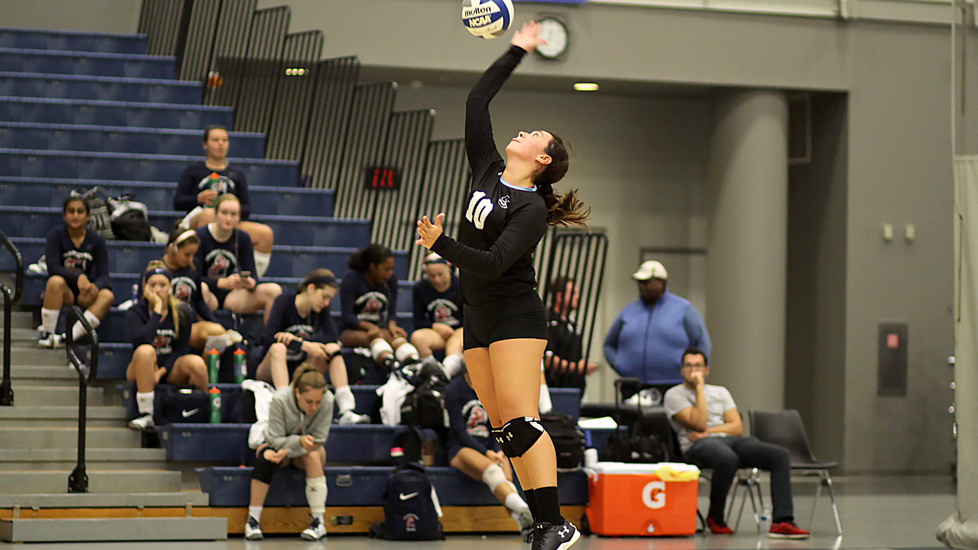 Christie Louer Volleyball Stockton University Athletics