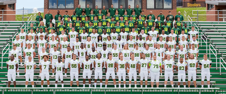 Saint Vincent Bearcats 2016 Football Roster