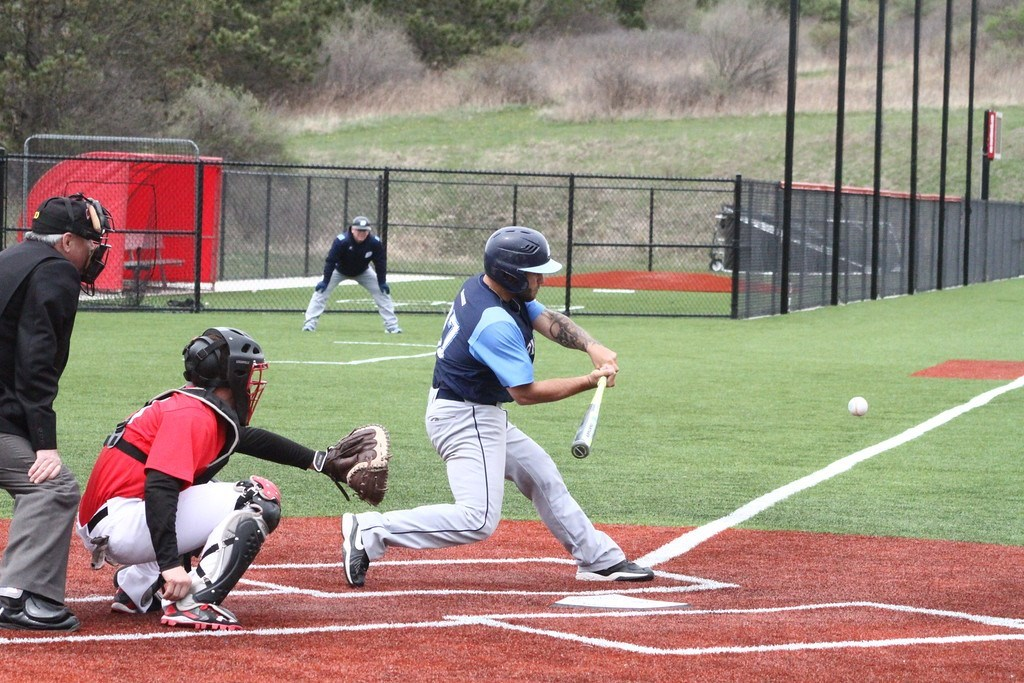 competitive price a2db0 cb4c2 Onondaga Lazers Athletic Site - Baseball Closes out Regular
