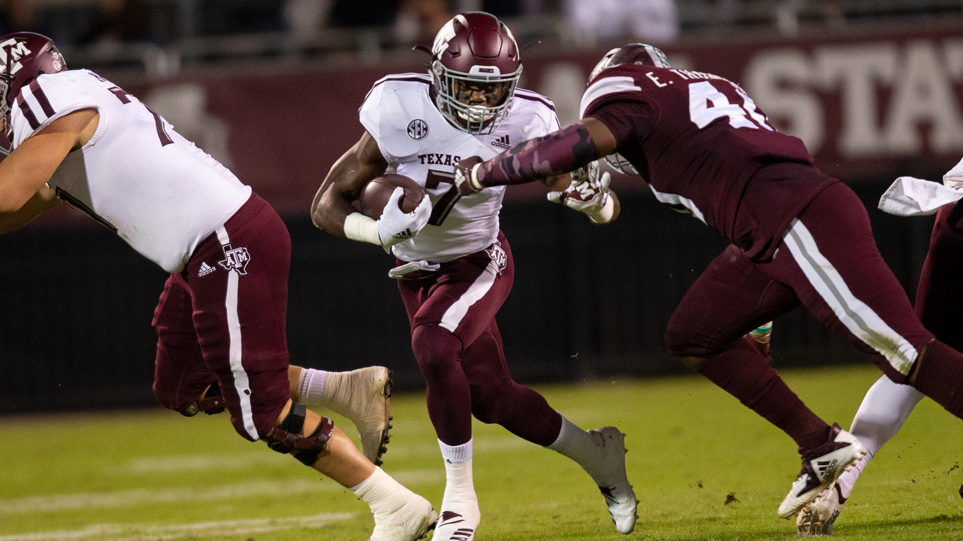 Win Streak Snapped With Loss At Mississippi State Texas