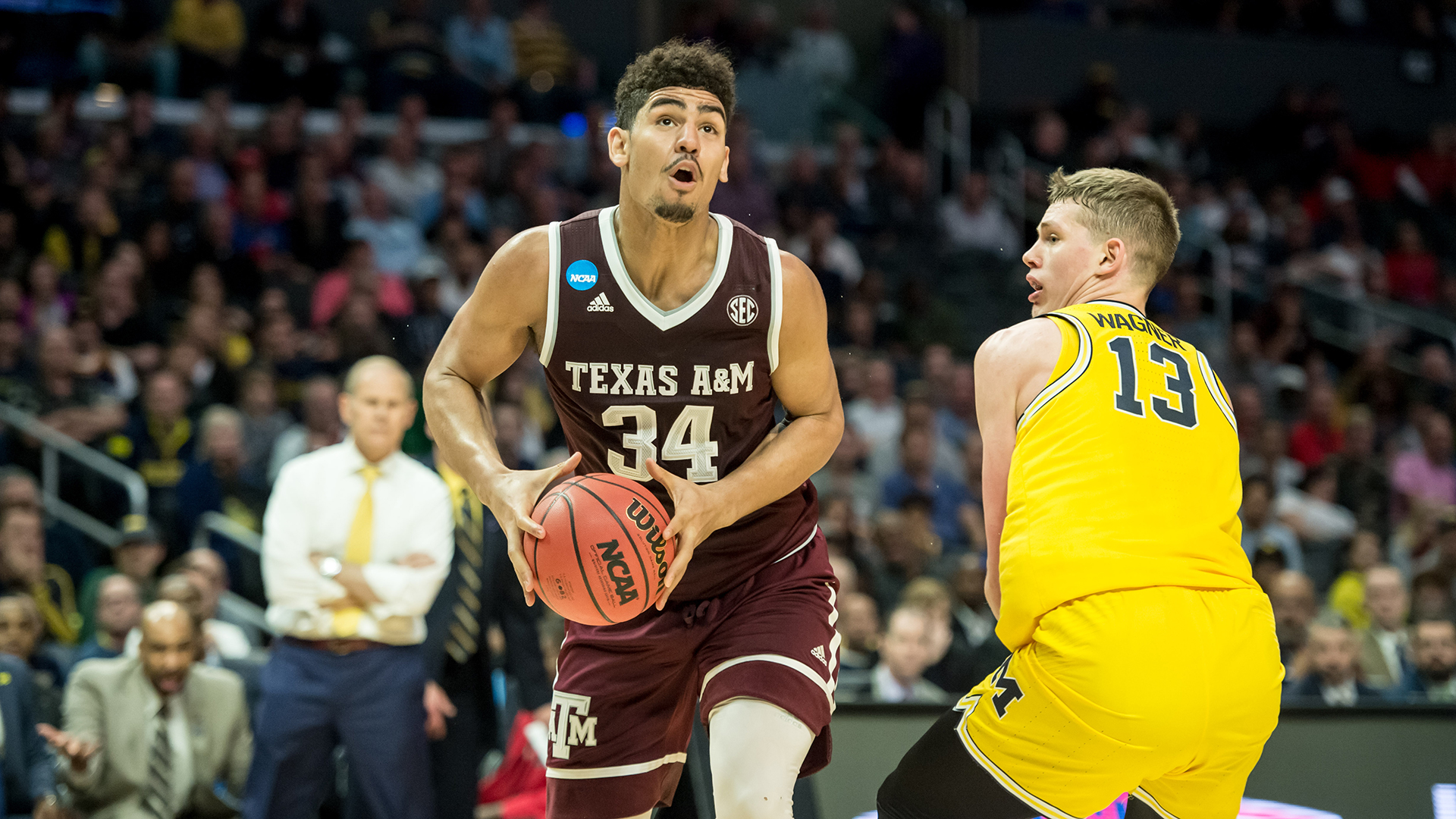 men's basketball season ends in ncaa sweet 16 - texas a&m university