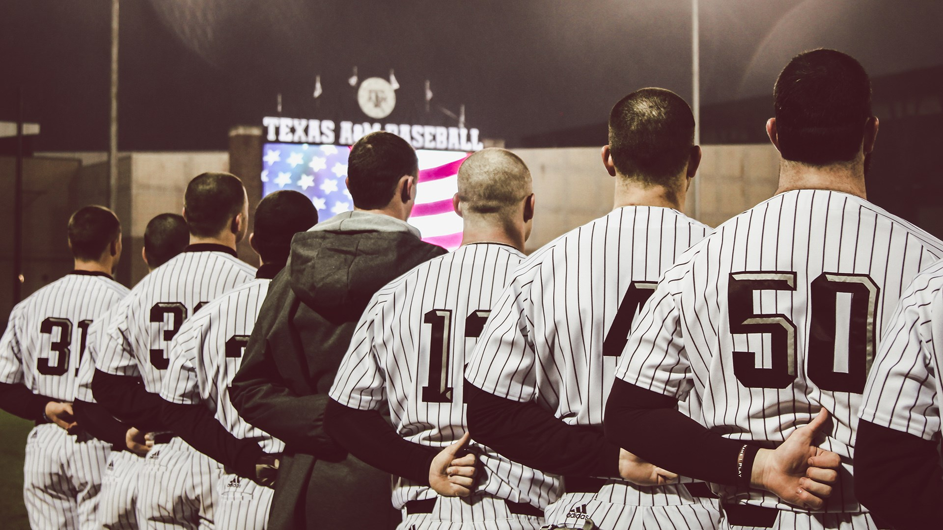 Aggies Grind Out 5 3 Win Over Stephen F Austin Texas A