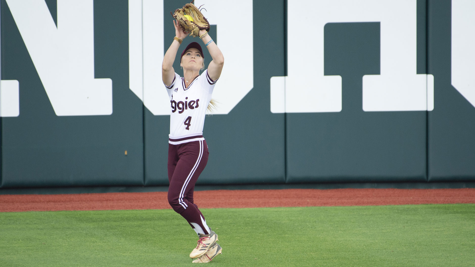 Kylie George Softball Texas Am Athletics Home Of The 12th Man