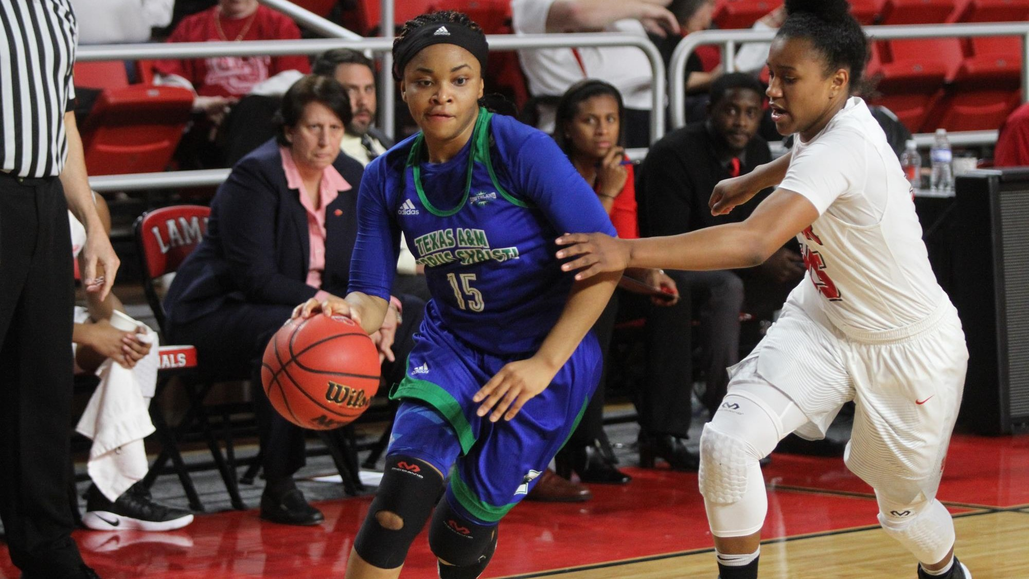 Brittany Mbamalu - Women's Basketball - Texas A&M-Corpus ...