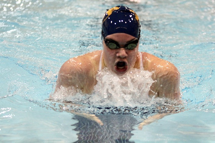 Breast stroke division i college share your