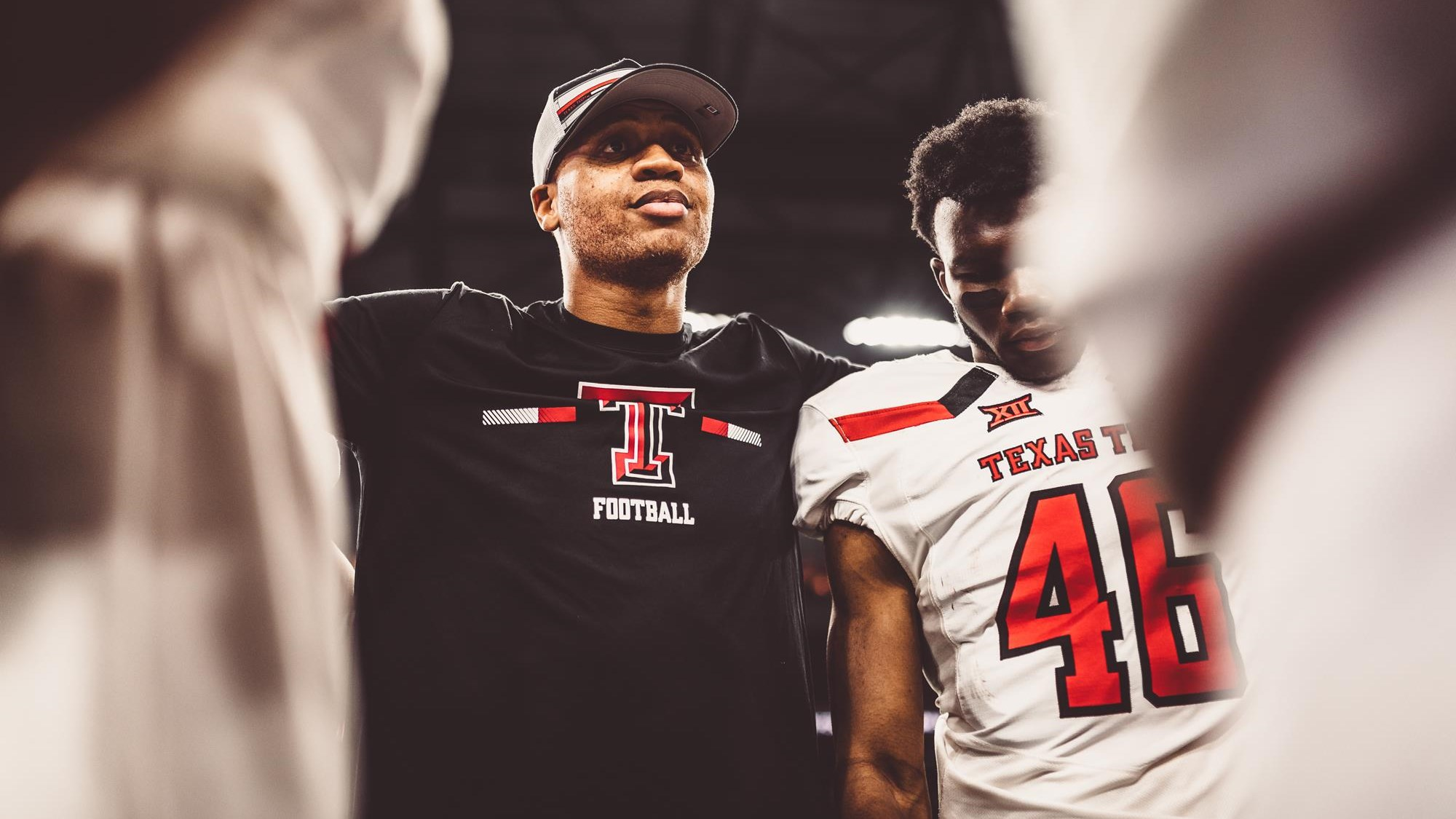 f8f82b4a3 Lorig Joins Tech Staff as Special Teams Coordinator - Texas Tech ...
