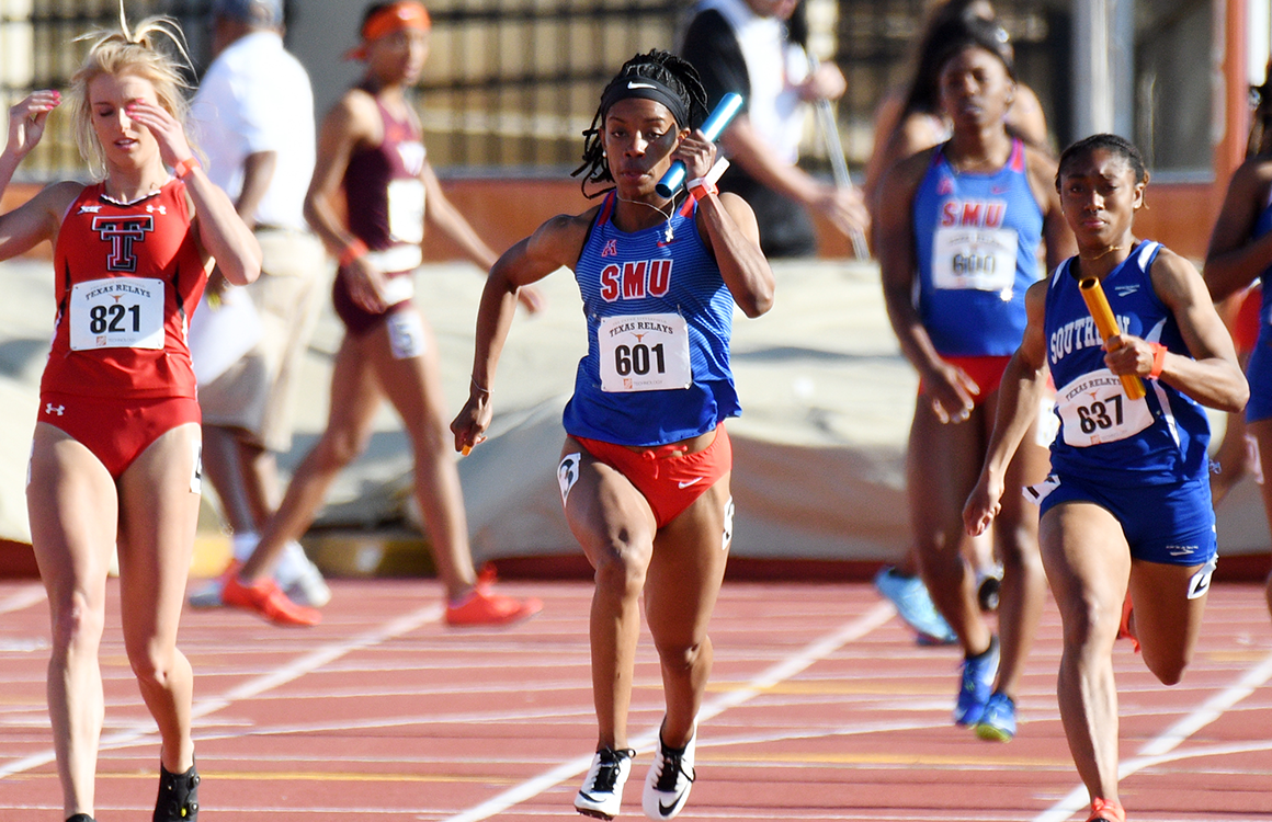 Houston Duo Memphis And Smu Collect Outdoor Track And Field Honors