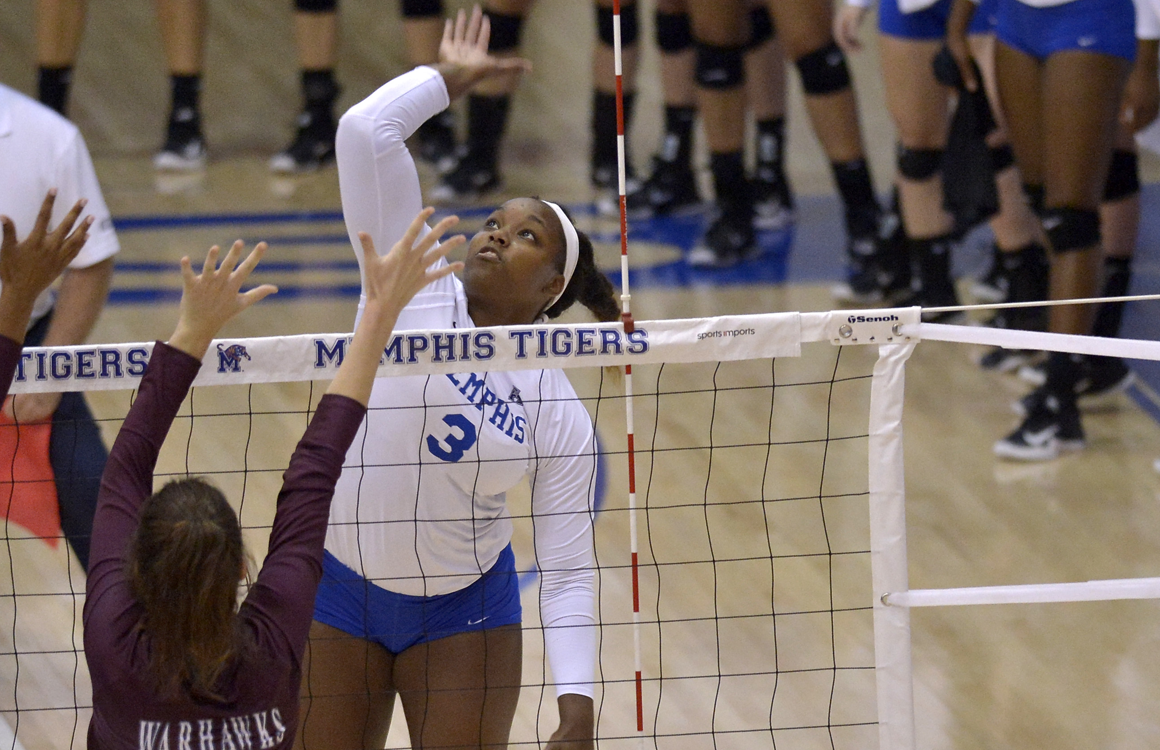 Campus Connect - Memphis Volleyball Looks to Close Season on