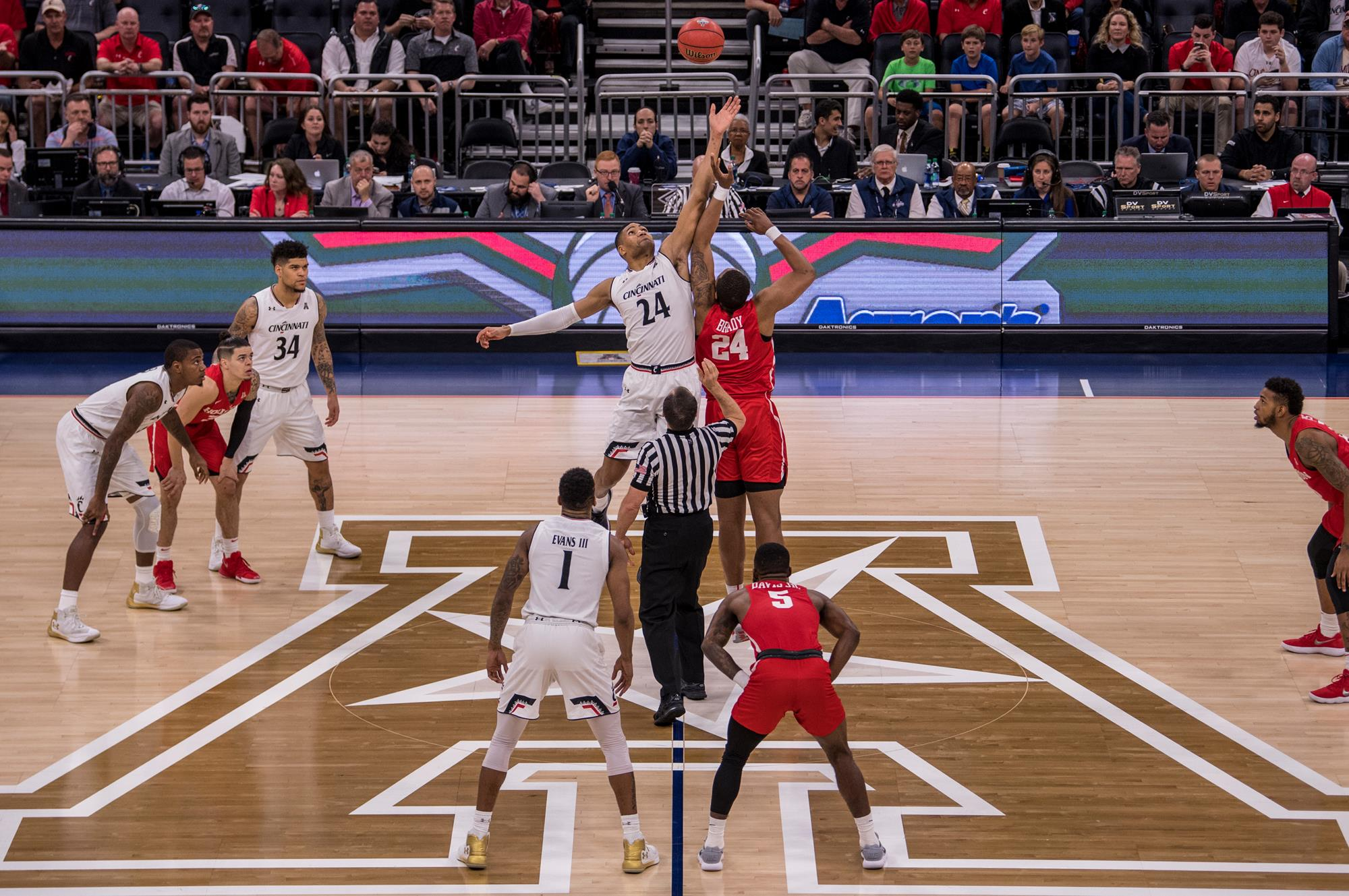 66734cb743a The American Announces 2018-19 Men's Basketball Conference Schedule ...