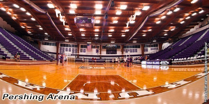Pershing Arena Truman State University Athletics