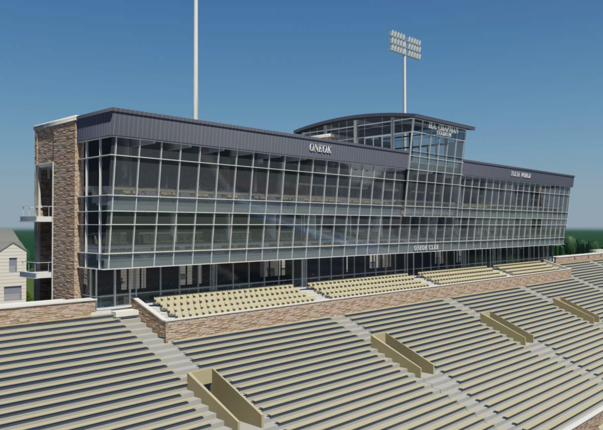 Limited Chapman Stadium Suites and ONEOK Club Level Seats ...