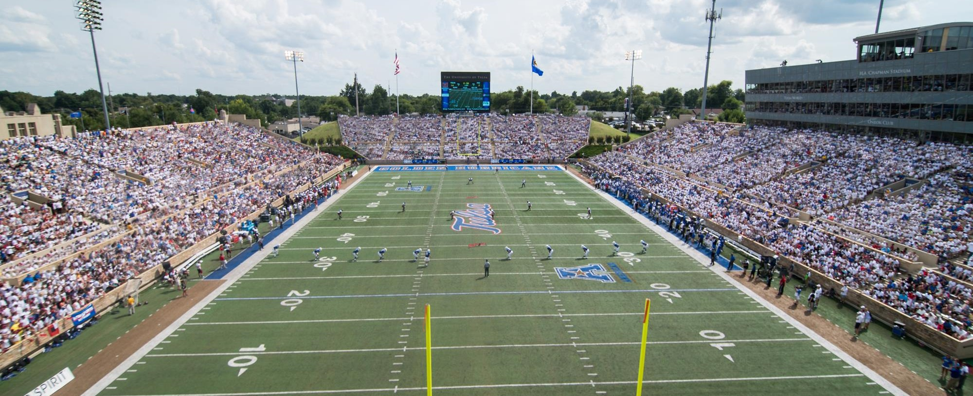 Tulsa Changes Stadium Policies for Football Games ...