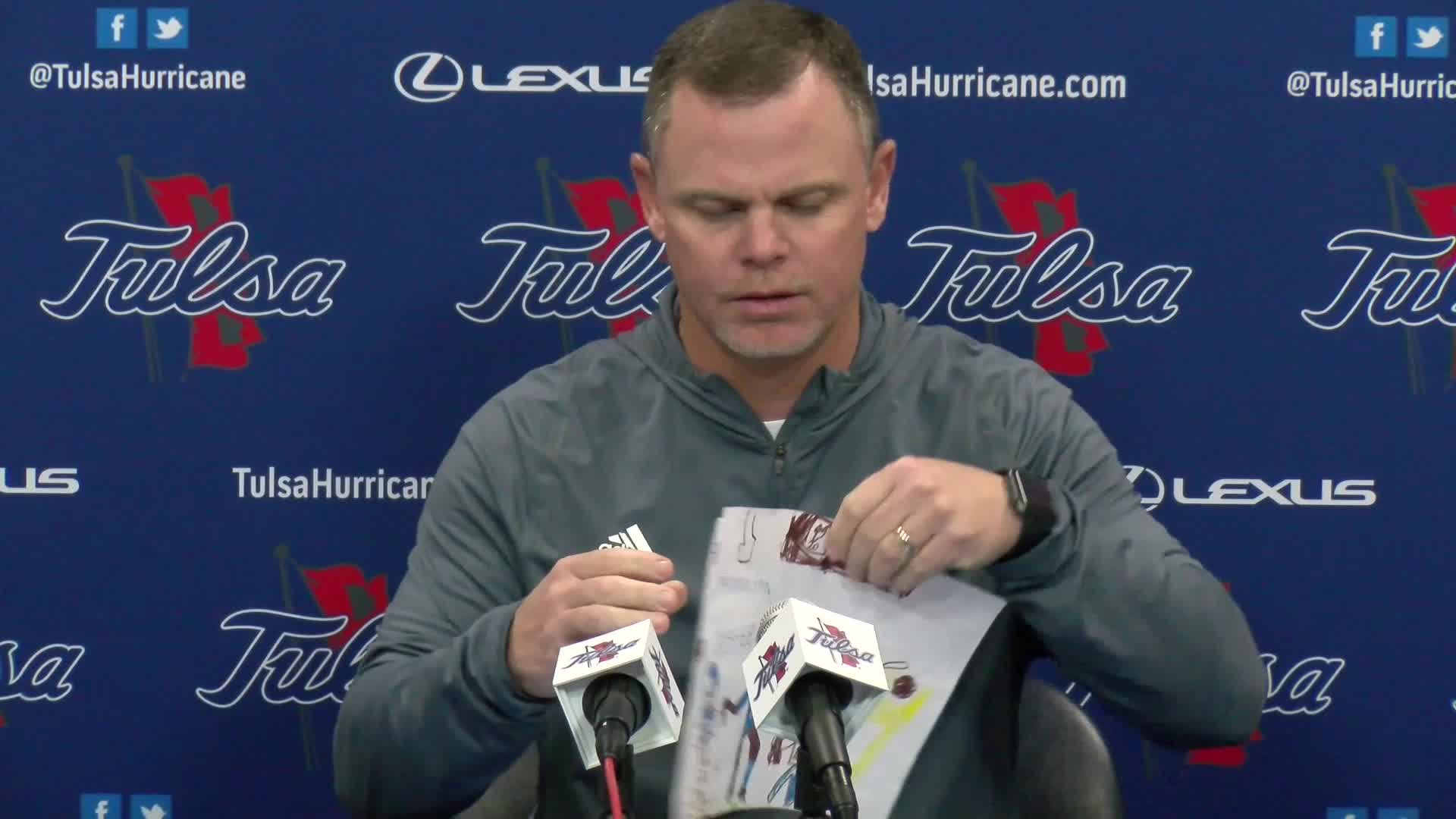 FB Weekly Press Conference
