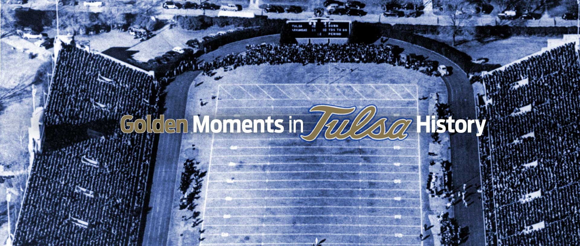TU Golden Moments - FB - 1991 Southern Miss