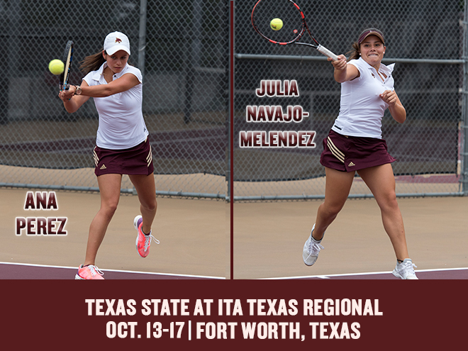 Women S Tennis Closes Out Its Ita Texas Regional Appearance With