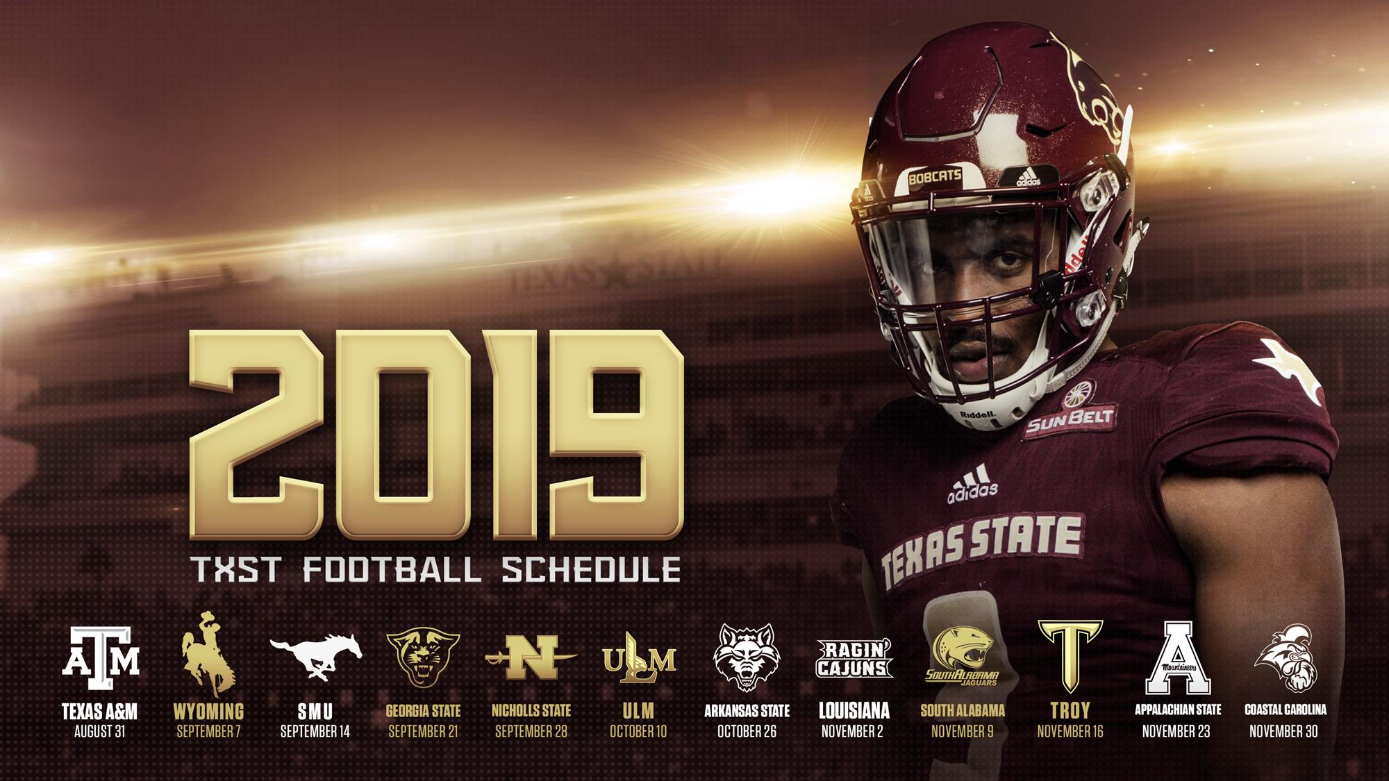 Texas State Athletics - Official Athletics Website 9be0e1328