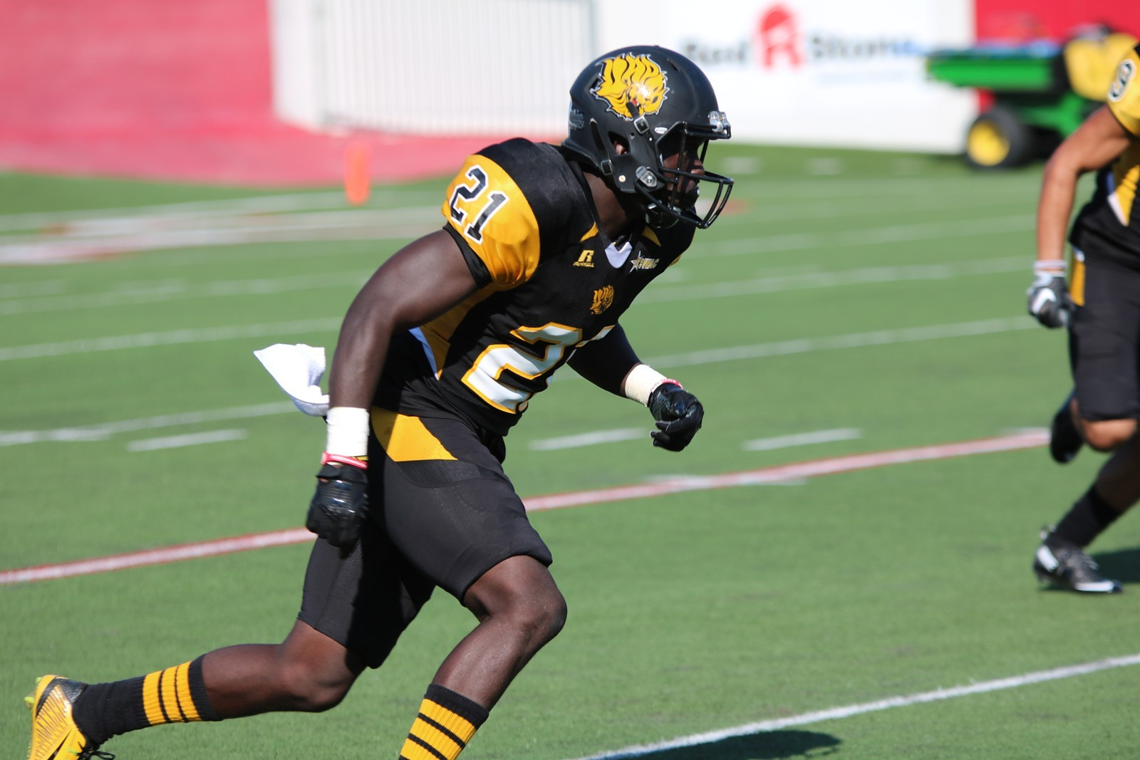 Willie Young Football Ua Pine Bluff Athletics