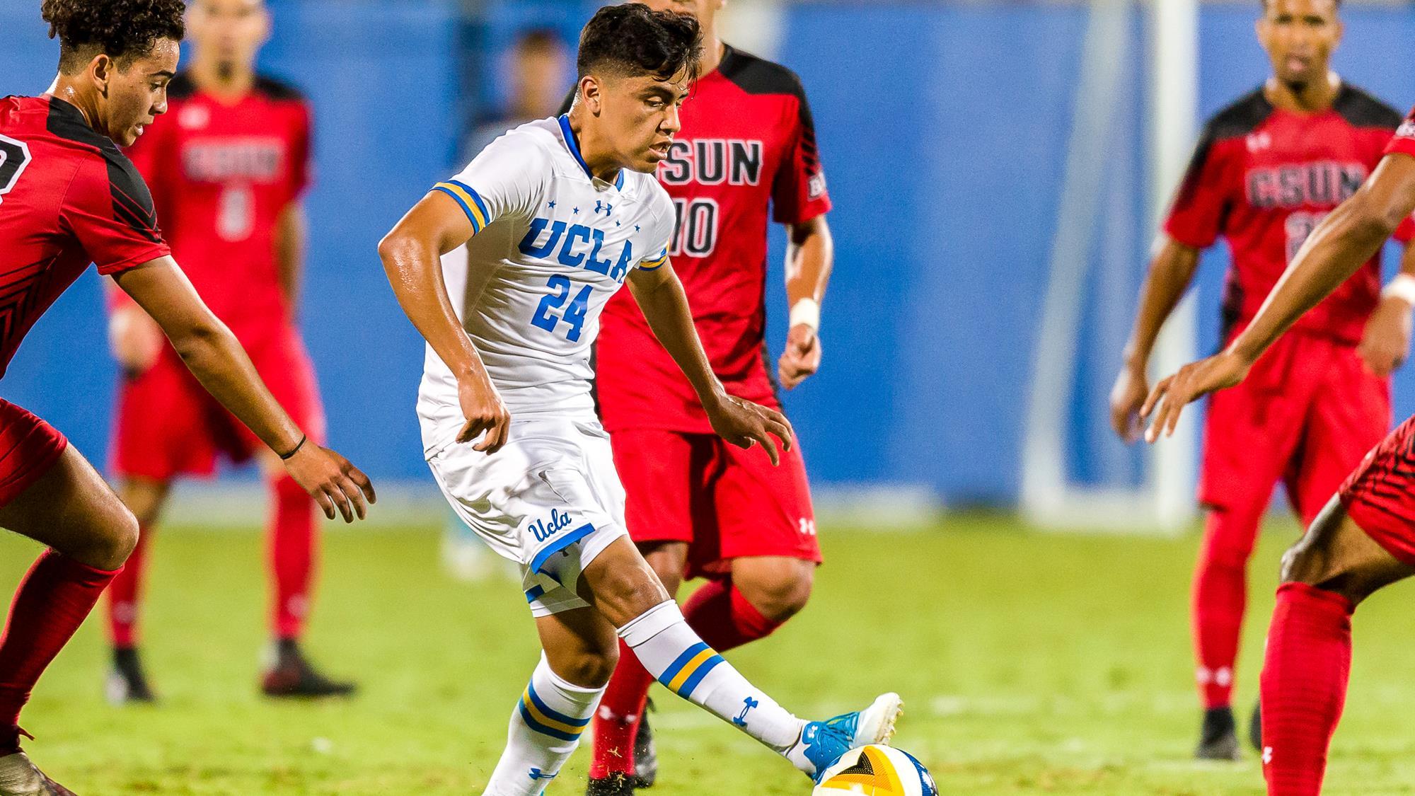 4368d46a3 Frankie Amaya - Men s Soccer - UCLA