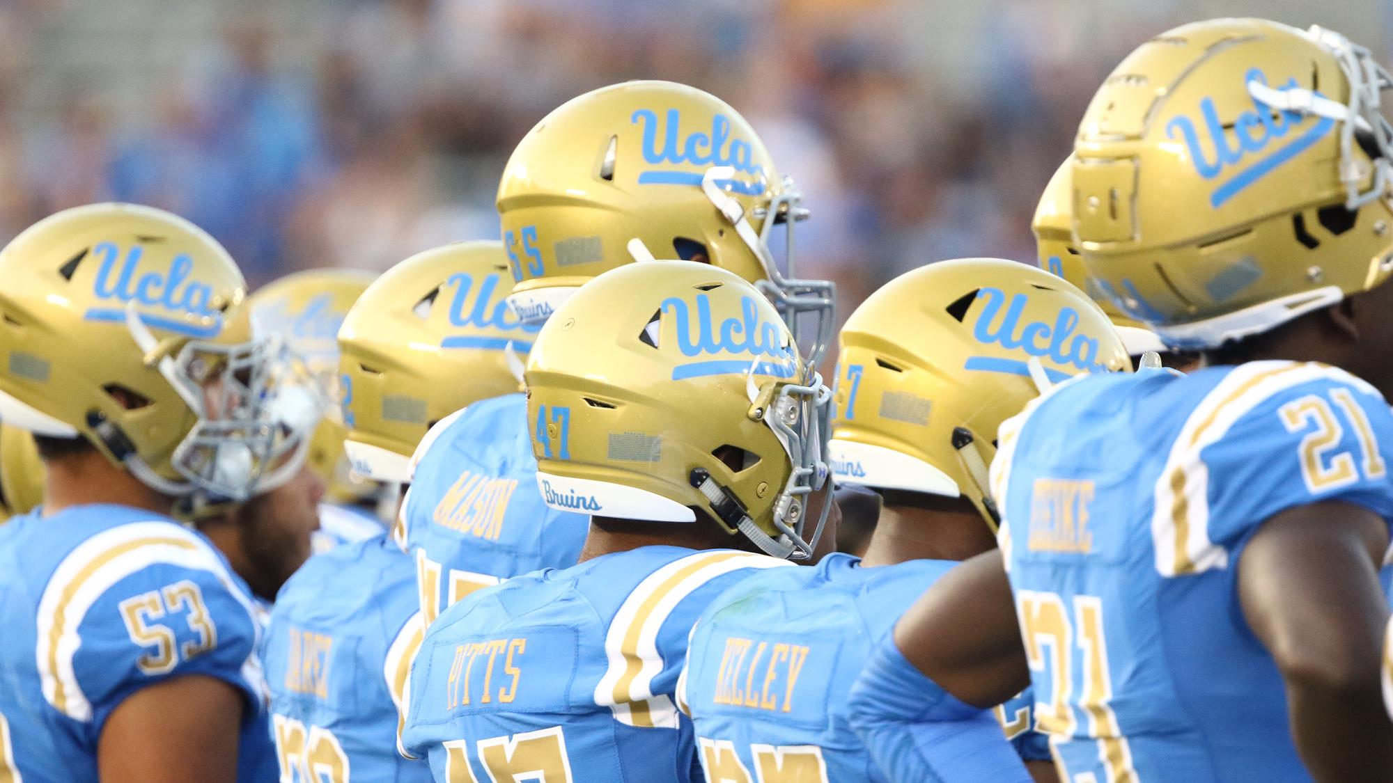 Image result for ucla football