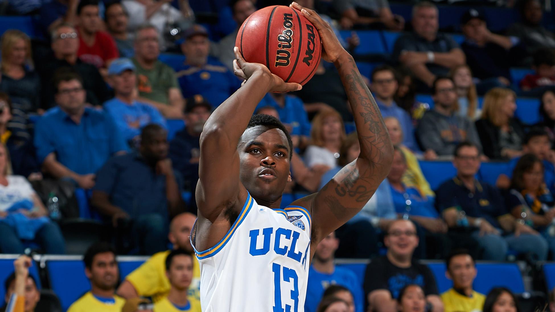 67a7c5aa7 Kris Wilkes - Men's Basketball - UCLA