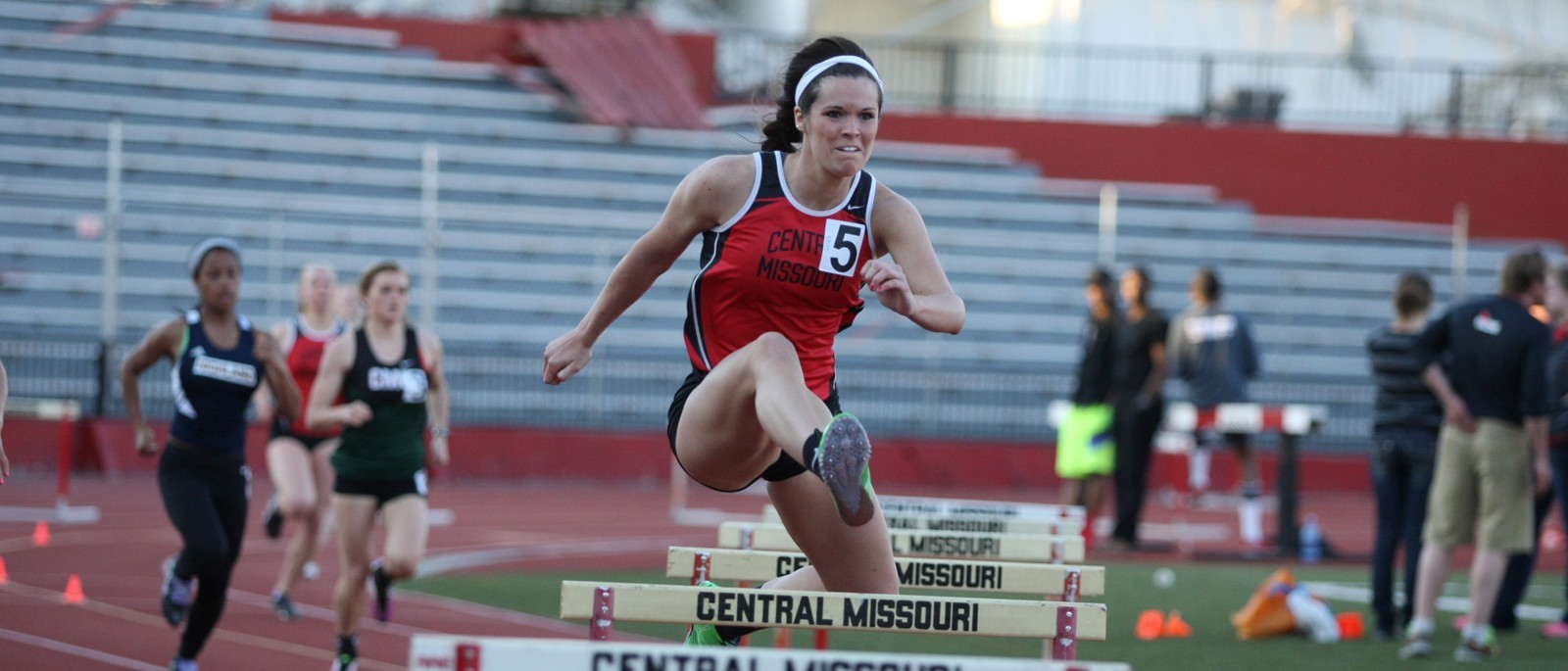 UCM Track and Field Continues Outdoor Season at Emporia State ...