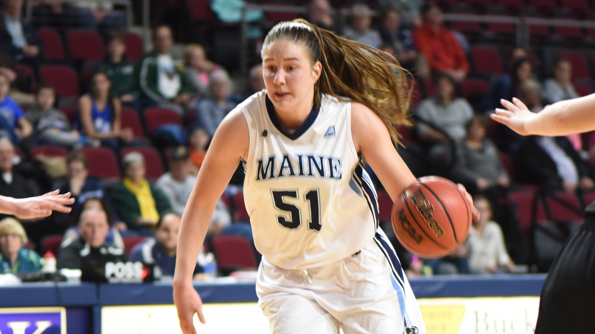 Fanny Wadling - Women's Basketball - University of Maine ...