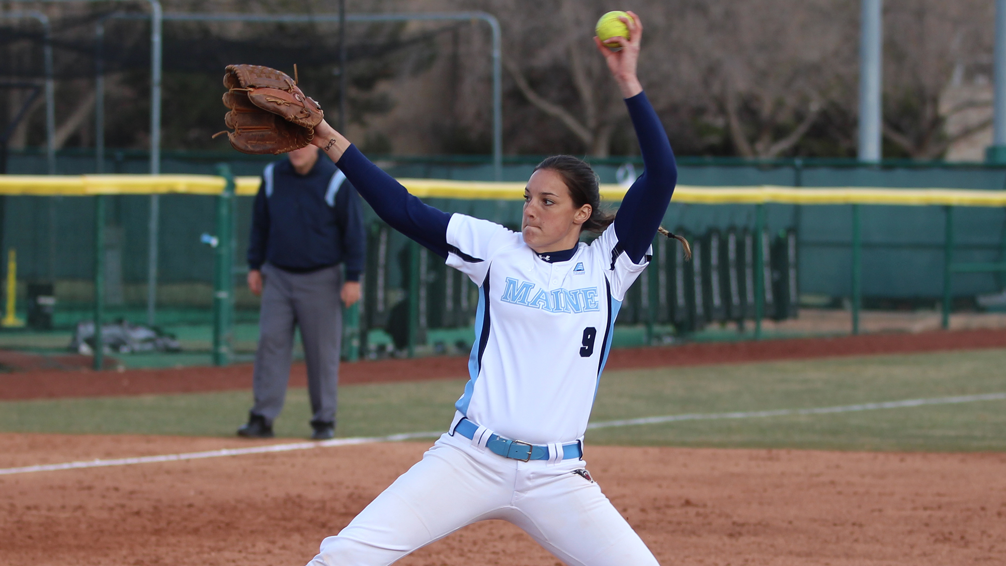 Erin Bogdanovich - Softball - University of Maine Athletics