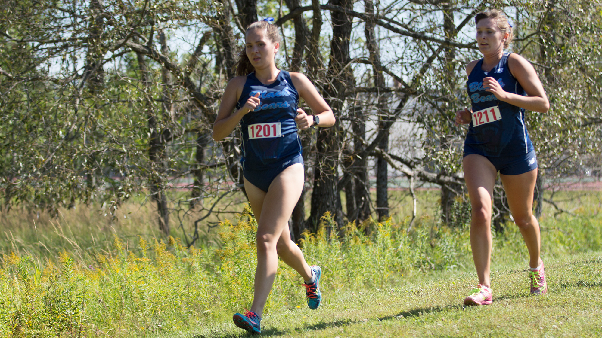 Women's Cross Country Has Solid Finish at Sanchez ...