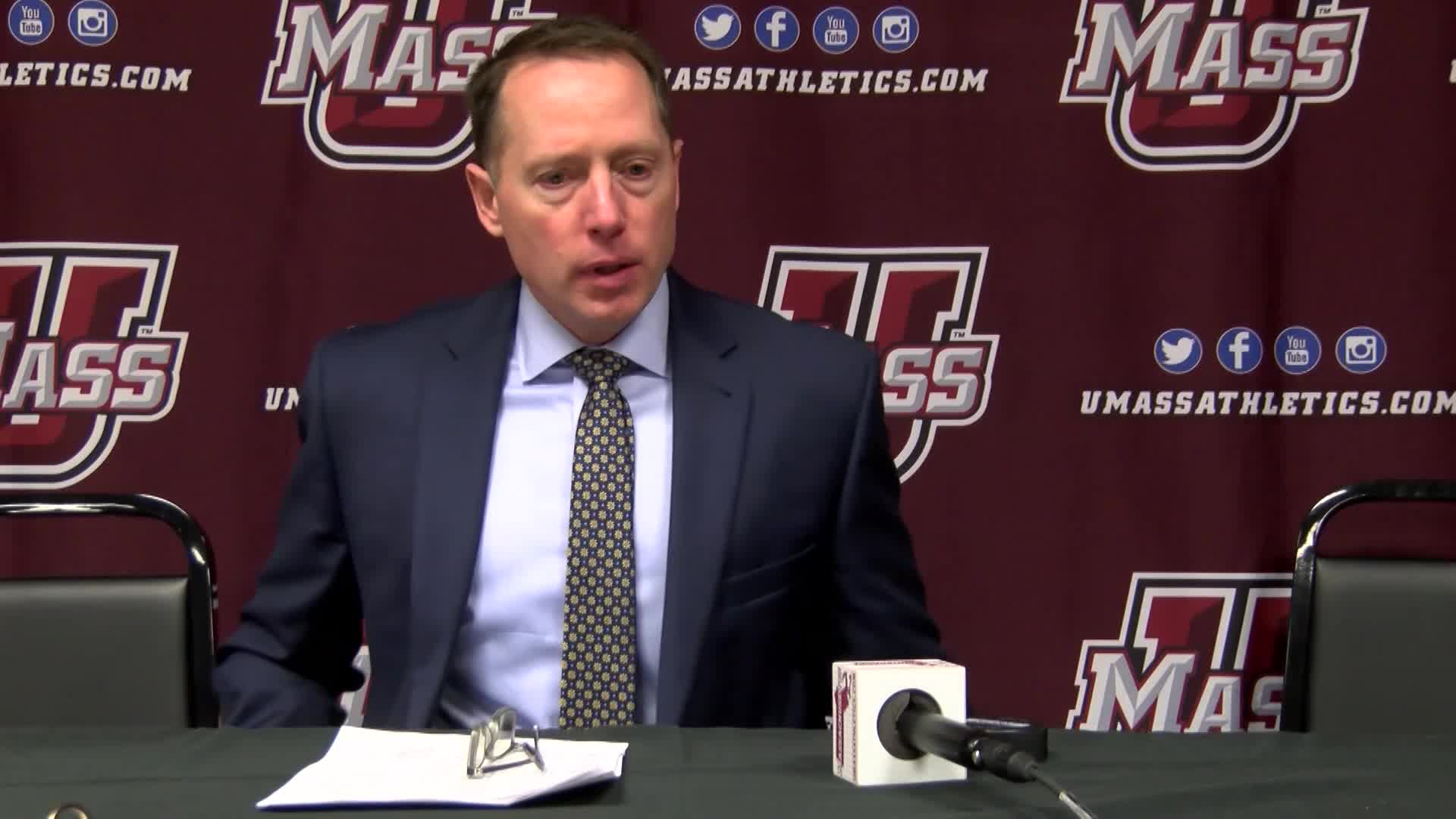 IH: Northeastern Press Conference (1/18/19)