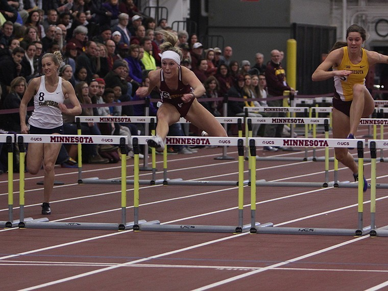 Chanel Miller - Women s Track and Field - UMD Athletics ab800a280