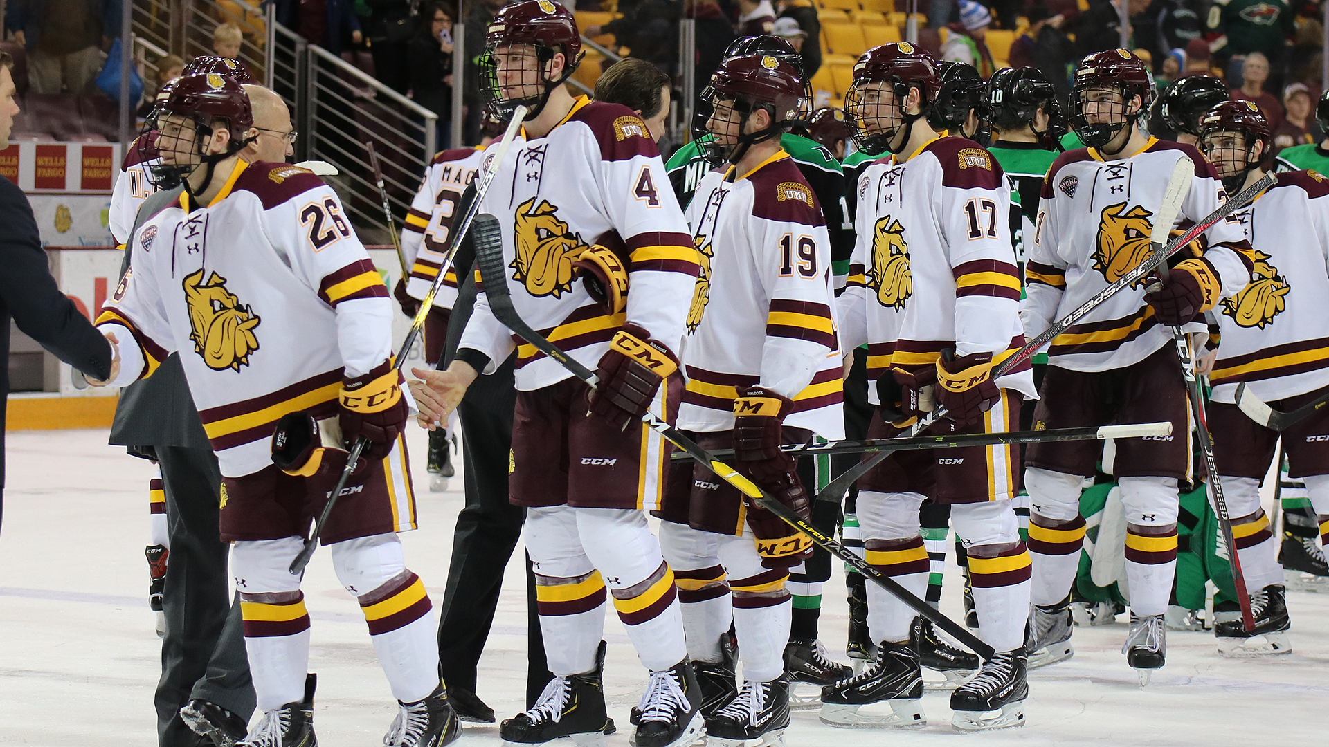 umd dips to no. 4 in latest uscho poll - minnesota duluth athletics