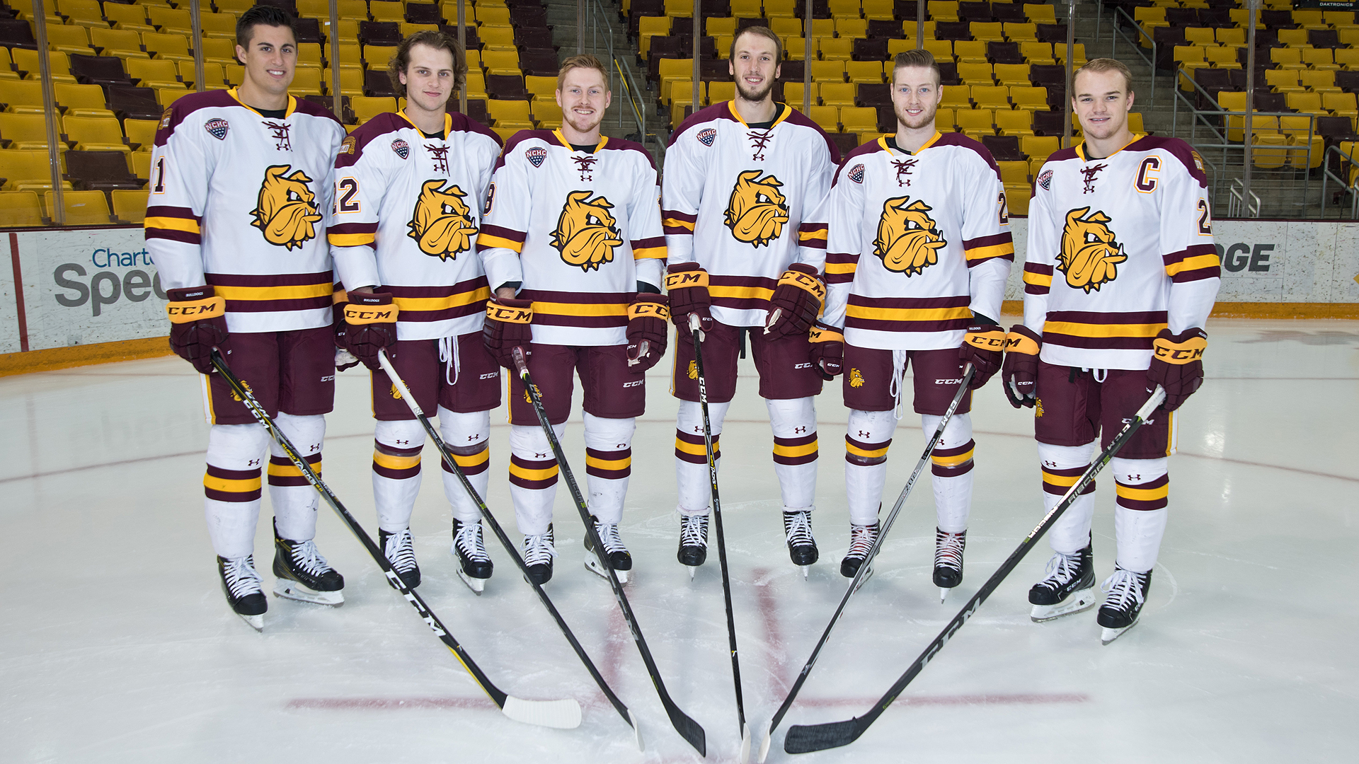 no. 7 umd to put the wraps on 2017-18 regular season with weekend