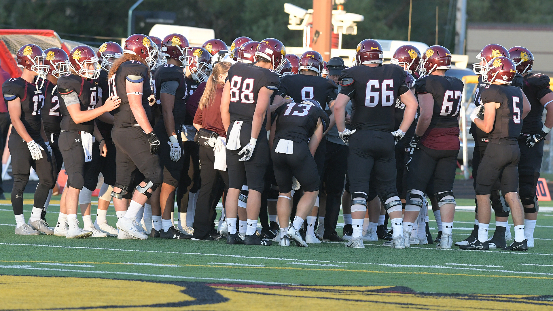2018 umd football  by the numbers - umd athletics