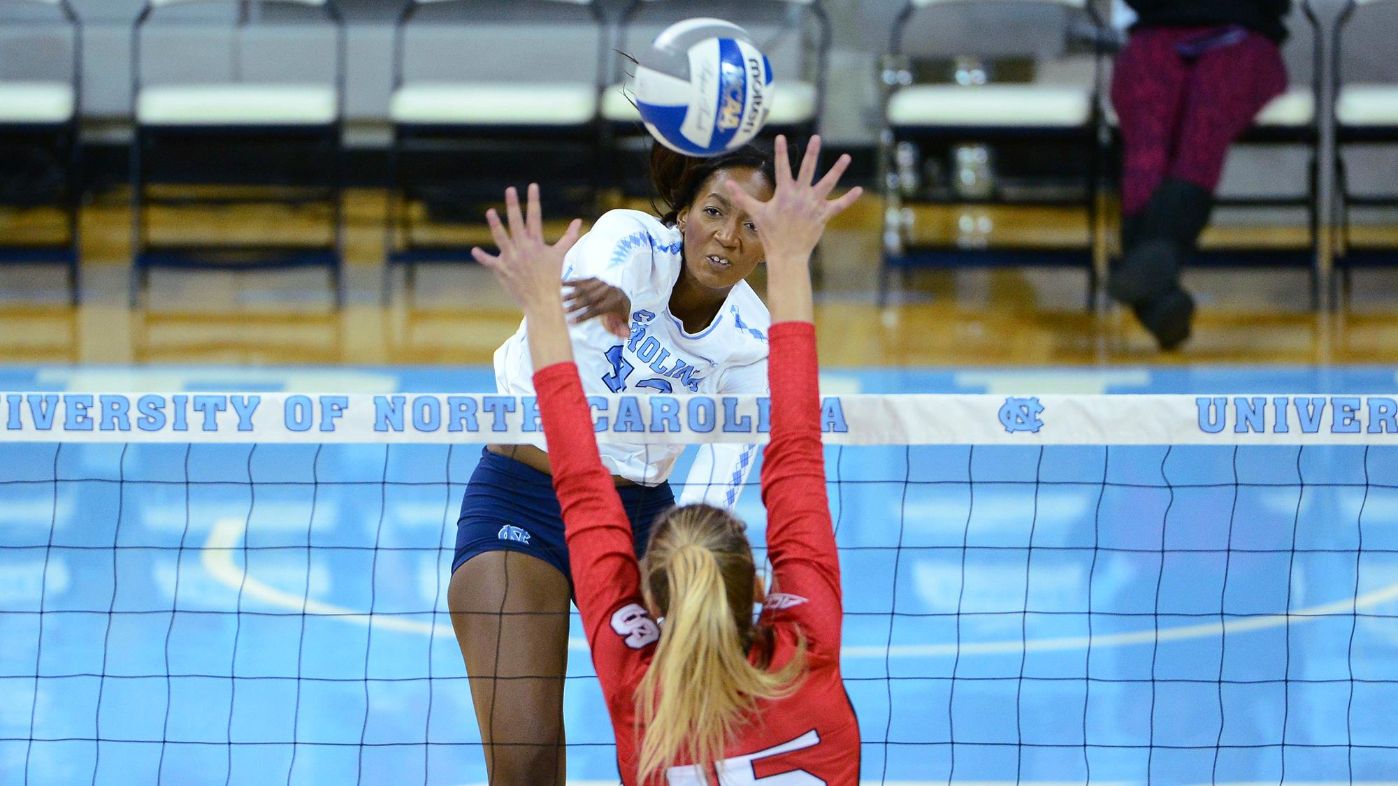 Taylor Leath - 2014 Volleyball Roster - University of North Carolina