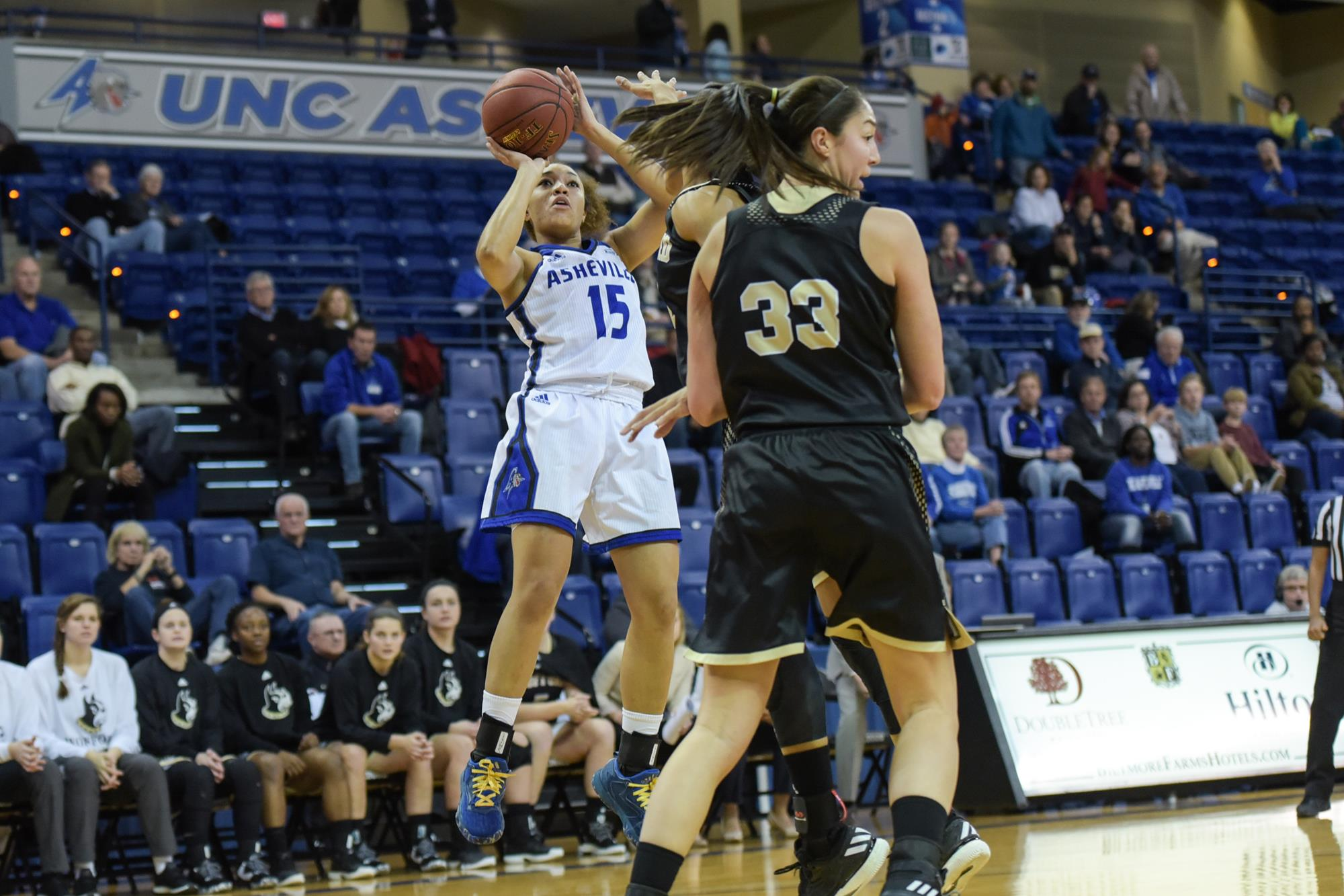 sonora dengokl - women's basketball - unc asheville athletics