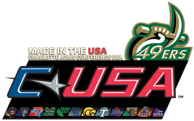 Charlotte 49ers Join Conference USA