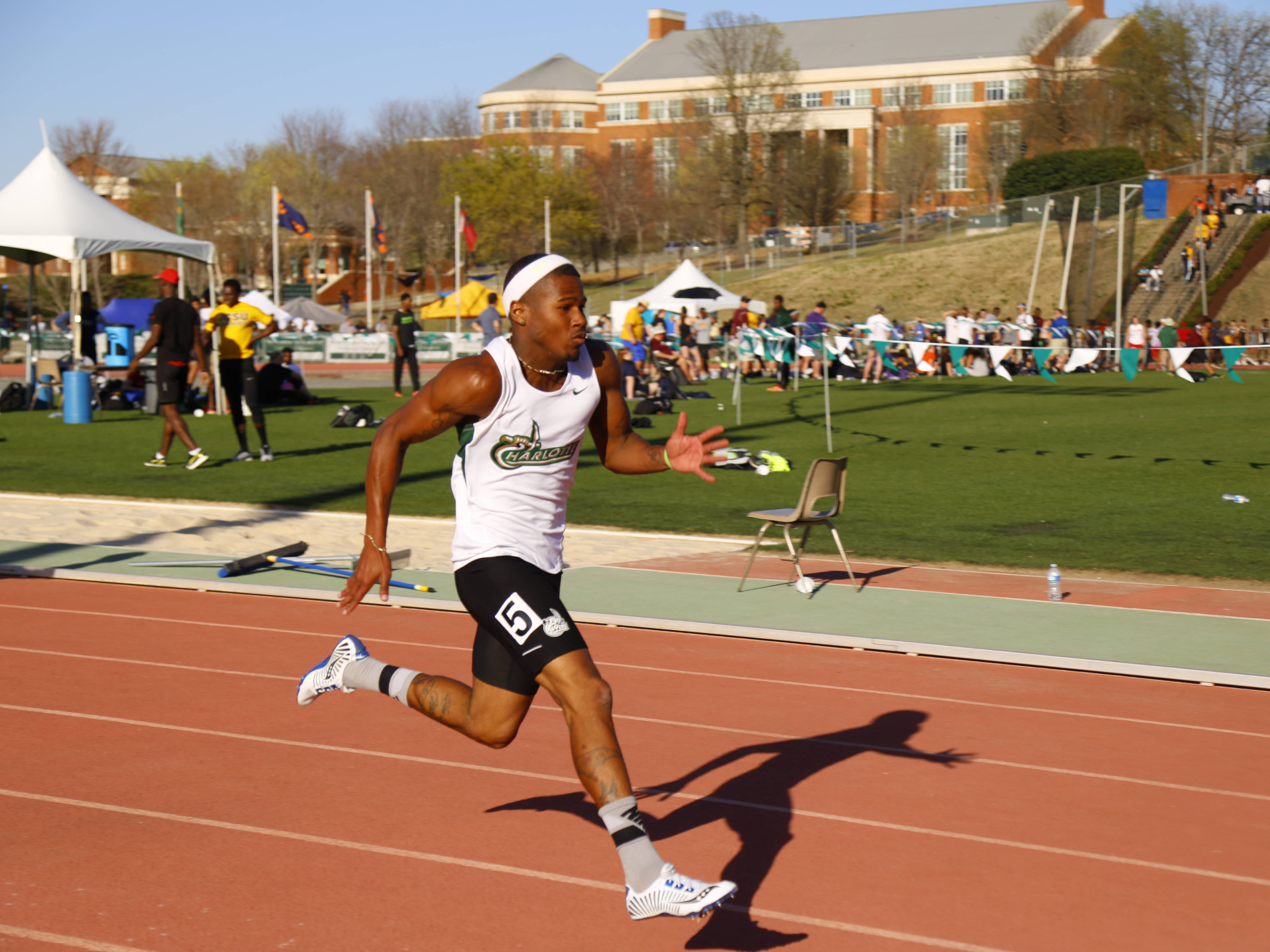 Charlotte 49ers track and field hosts final home meet recognizes seniors saturday m4hsunfo