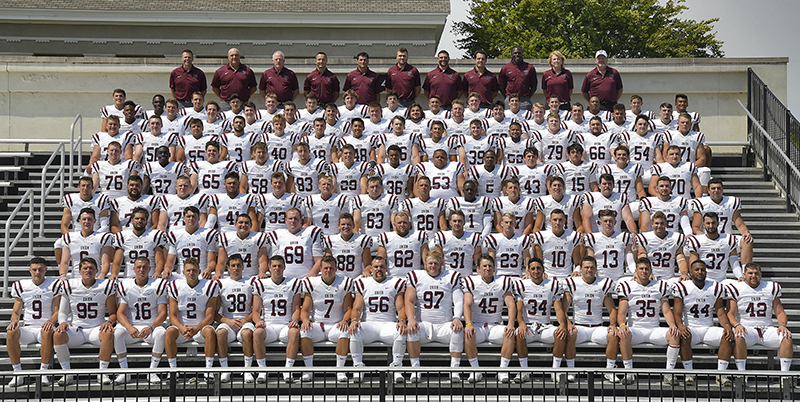 2018 Football Roster Athletics Union College