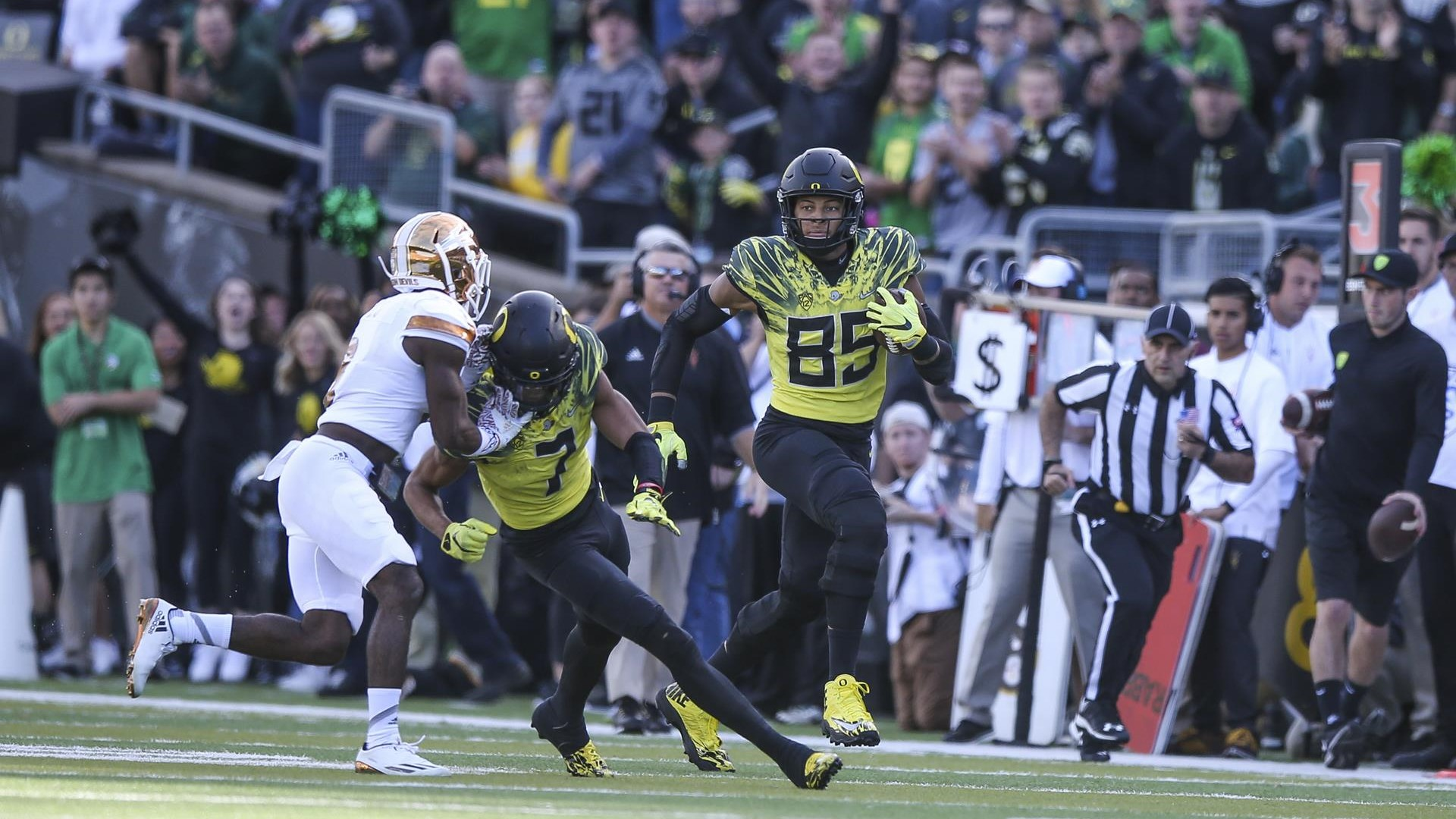University Of Oregon Athletics: Ducks Named All-Conference, All-Academic