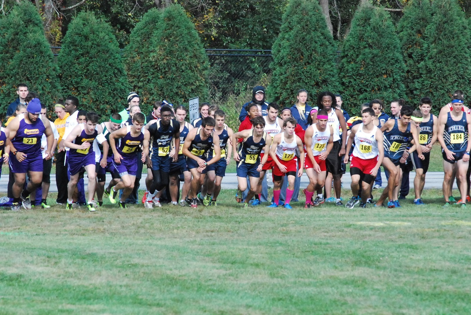 Bobcat runners compete at Bethany Invite - University of ...