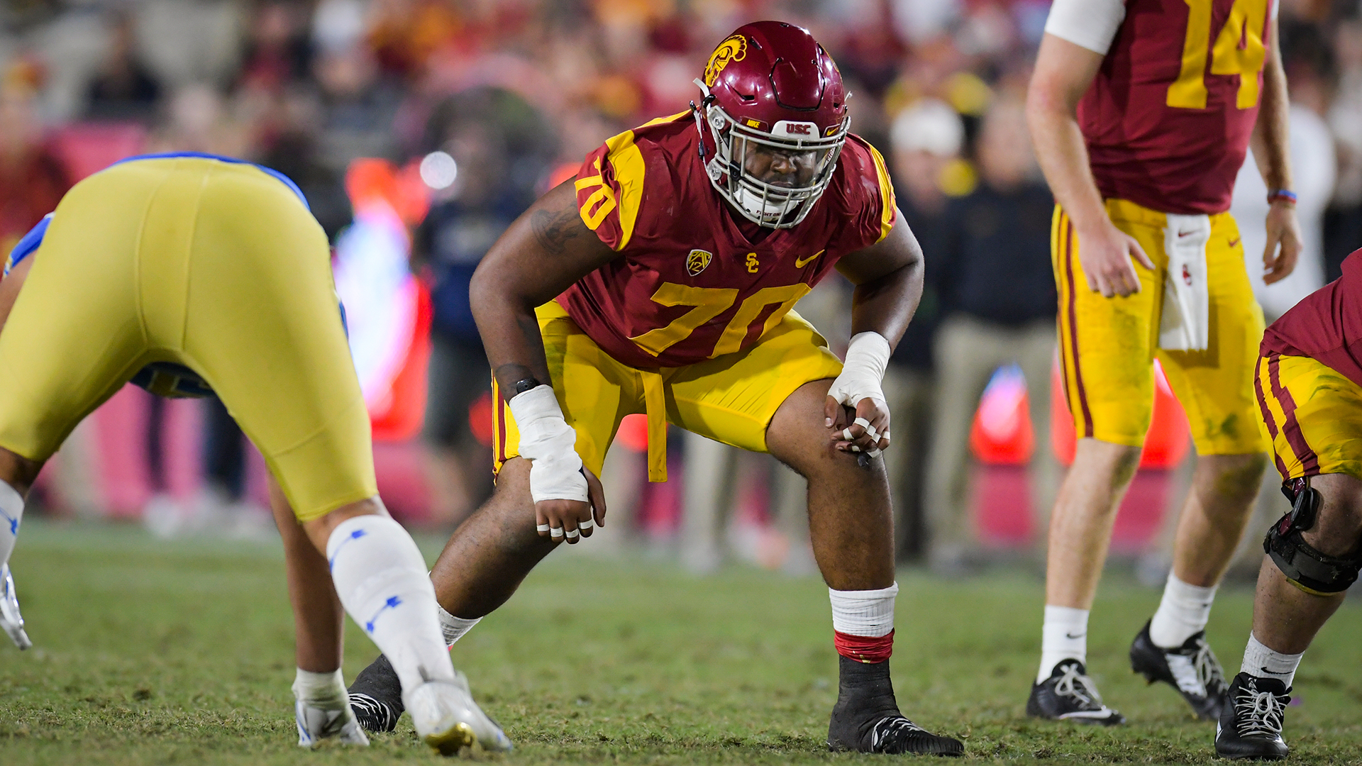 Image result for chuma edoga usc