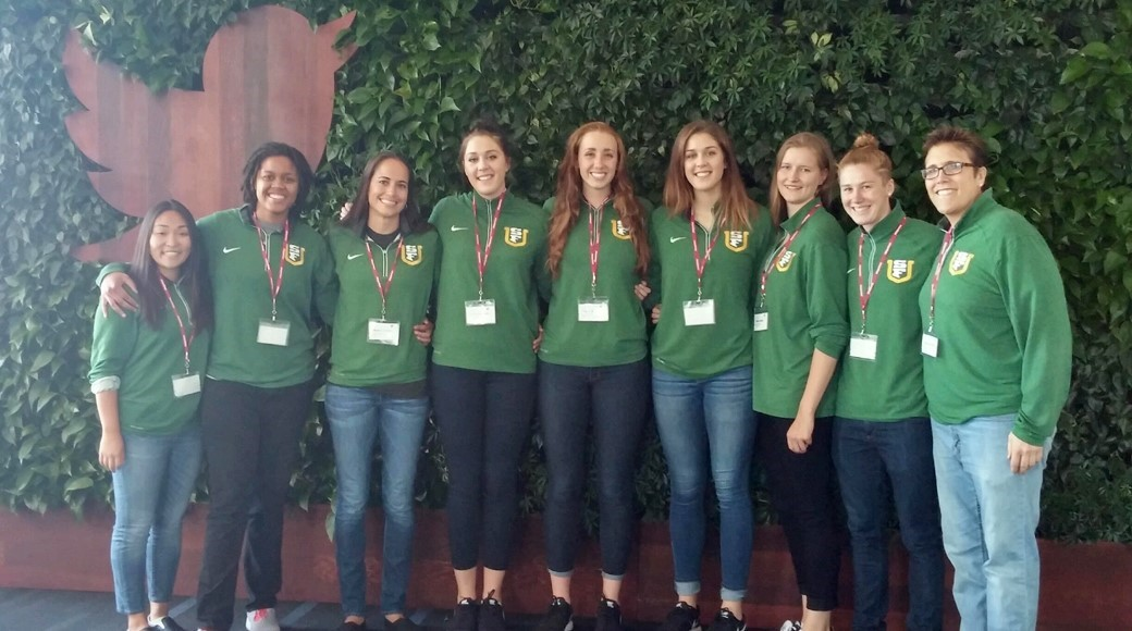 2a083f321b0d Dons Learn from The Pros at Twitter - San Francisco Dons Official ...