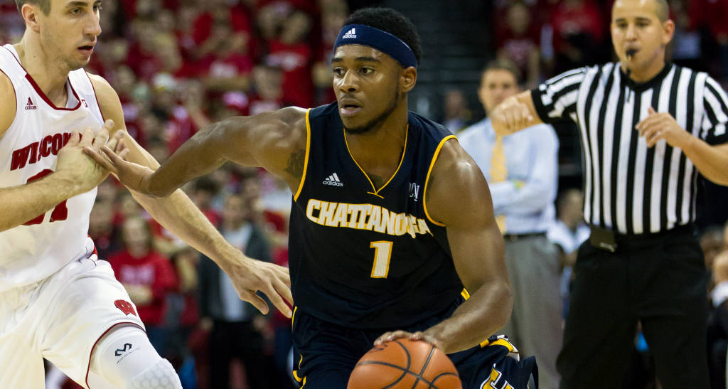 Chattanooga Athletics - Middle Tennessee Holds Off Mocs 68-58