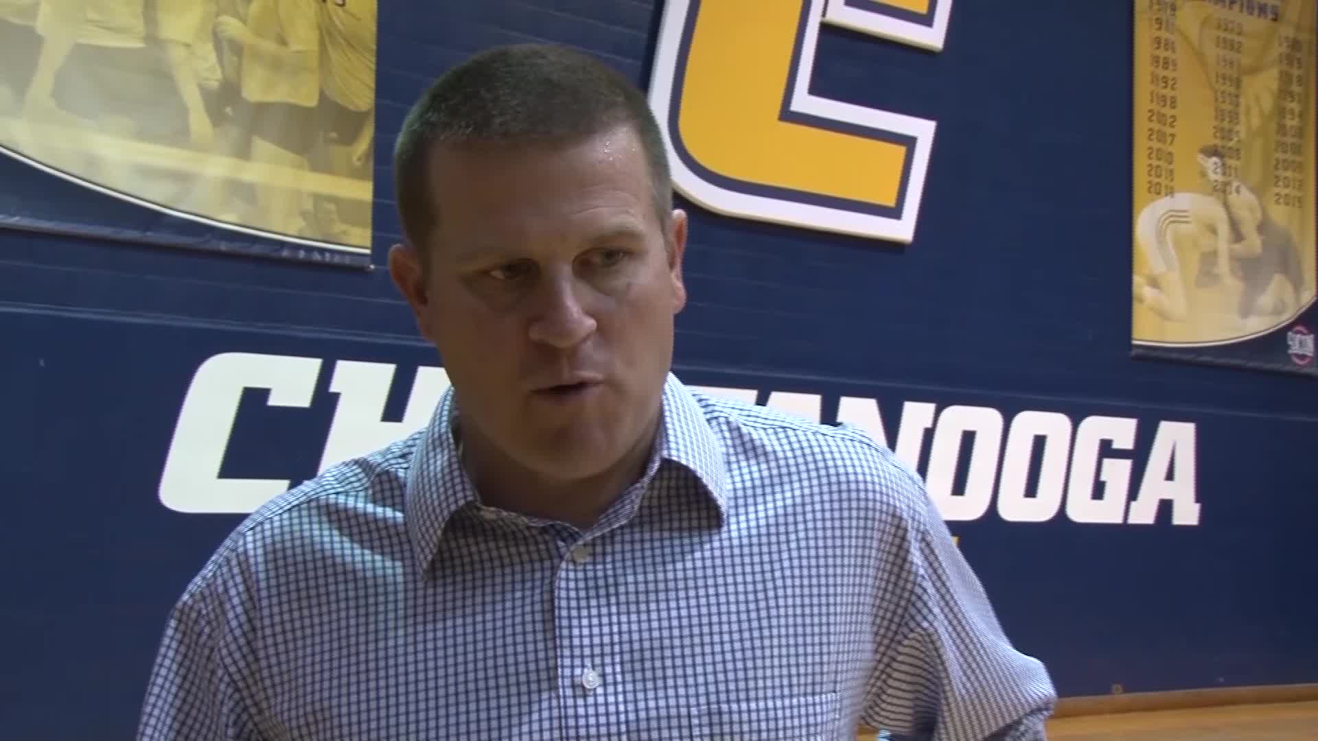 Volleyball Match Against Georgia State To Stream On Espn University Of Tennessee At Chattanooga Athletics