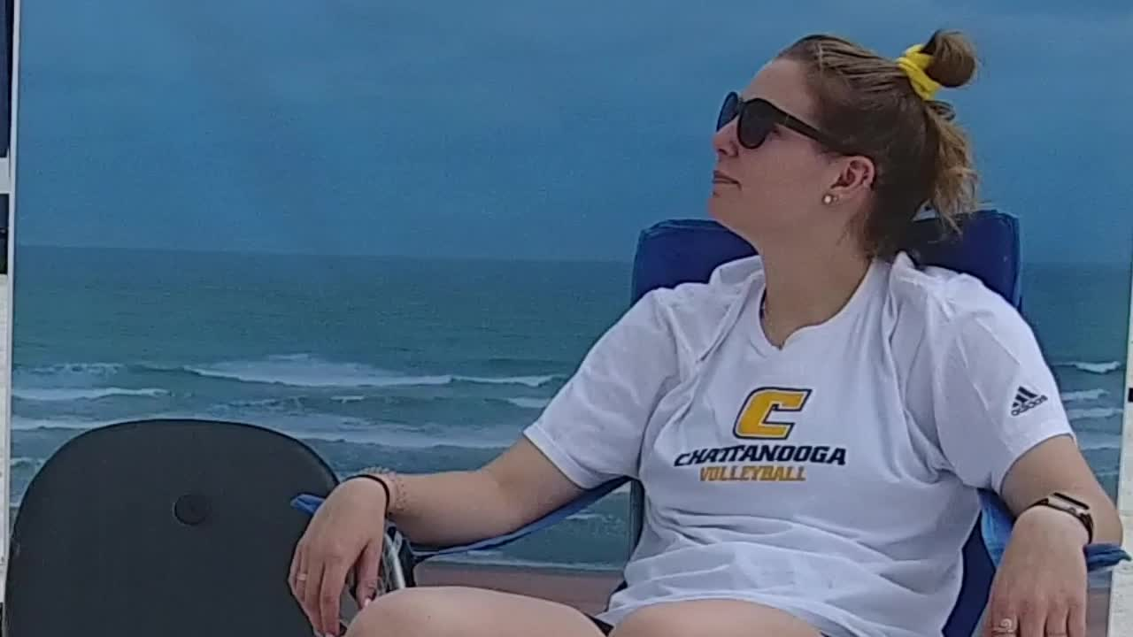 Beach Volleyball University Of Tennessee At Chattanooga Athletics
