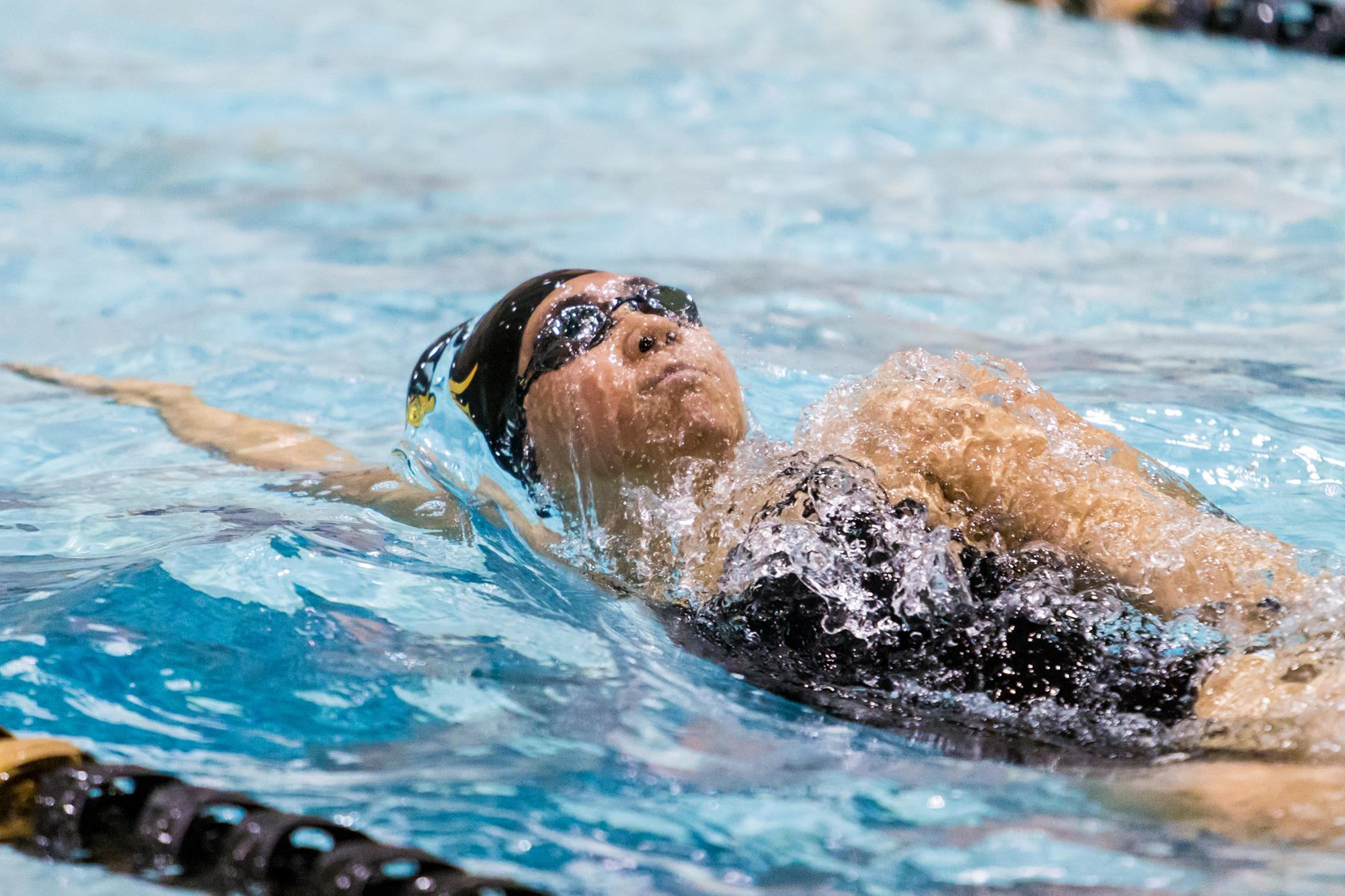 Swimming Team Victorious Over Guelph In Season Opener University Of Waterloo