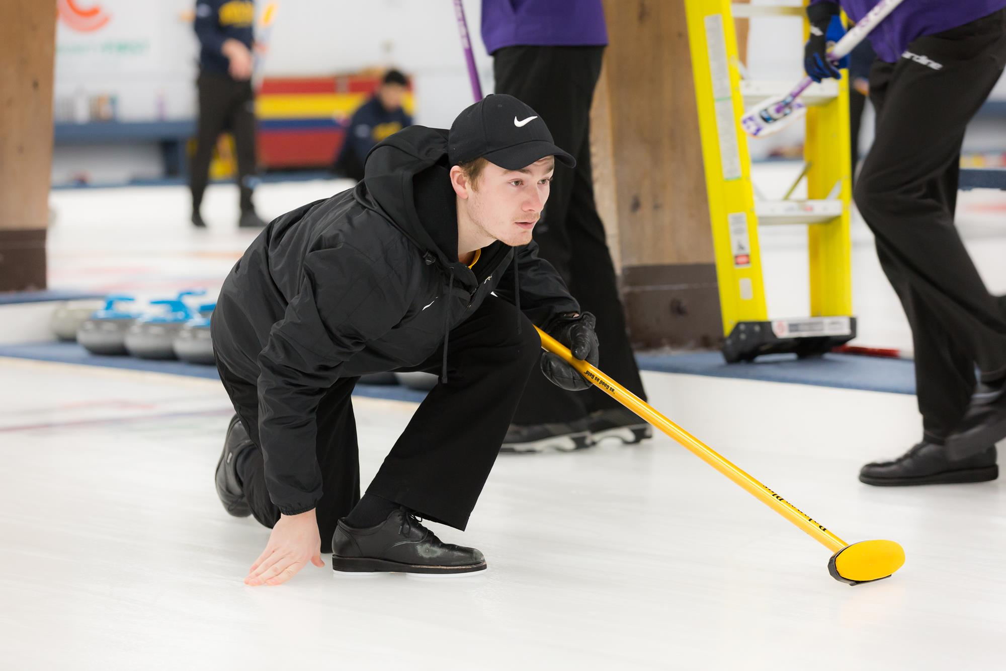 Curling: a selection of sites